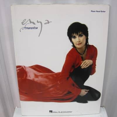 Enya Amarantine Sheet Music Song Book Songbook Piano Vocal Guitar