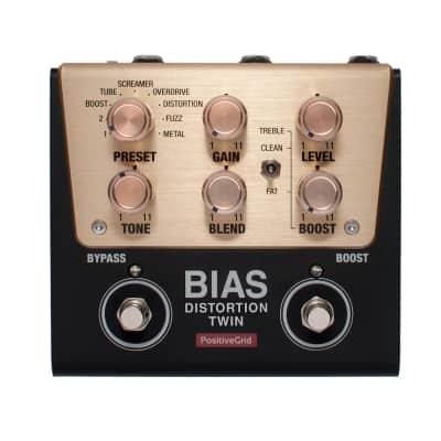 Positive Grid BIAS Distortion Twin