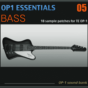 OP1 Essentials 05_BASS