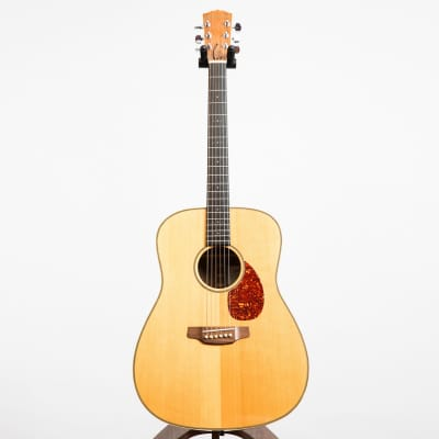 Andy Manson Dove I Acoustic Guitar, Brazilian Rosewood & Engelmann Spruce - Pre-Owned for sale