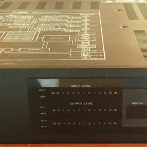Roland R880 R-880 PRO Digital Reverb w/ GC-8 Controller / no cards