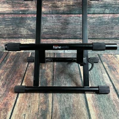 Used Gator GFW-GTR-AMP Frameworks Series Guitar Amp Stand