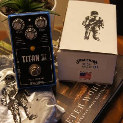 Spaceman Titan II Fuzz Machine #136/177