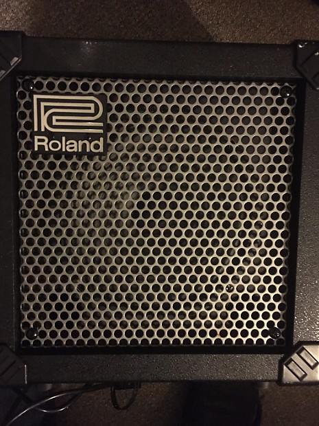 roland cube 15x amp 15 watt reverb. Black Bedroom Furniture Sets. Home Design Ideas
