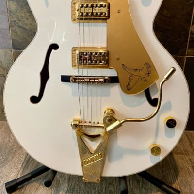 Magnificent Stunning Gretsch G7593 White Falcon 2005 wOHSC (0177) for sale