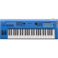 Yamaha MX49 49-Key Music Production Synth USB MIDI Controller Keyboard Blue