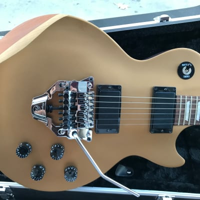 Gibson Les Paul Gold Top with Vintage Tuners 2012 - 2013 for sale