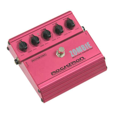 Pedal Rocktron Zombie Rectified Distortion