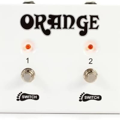 Orange FS-2 Dual Footswitch
