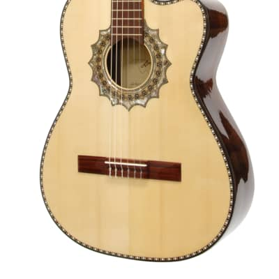 Paracho Elite Guitars El Paso Classic Solid Spruce Top Natural for sale