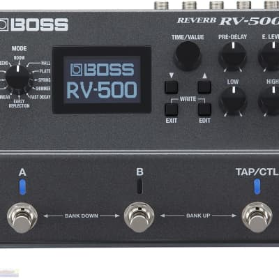 Boss RV-500 Reverb Pedal for sale