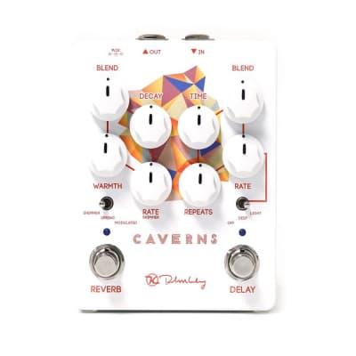 Keeley Caverns Delay Reverb V2 Pedal