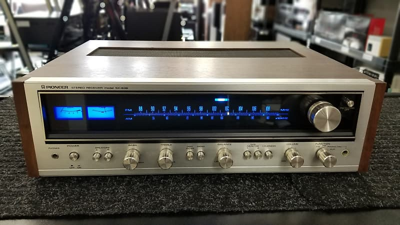 Pioneer SX-636 - 25 Watts | Just Audio
