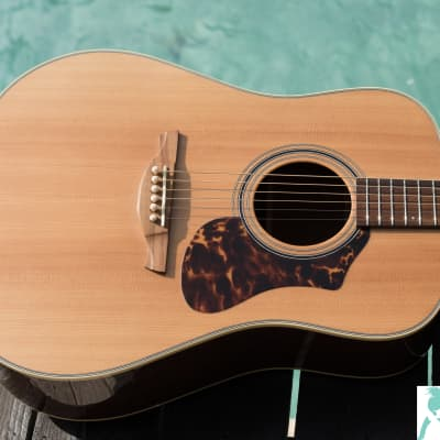 History Acoustic Guitar NT-L4 Natural- Made in Japan - Martin Copy Similar to D-18 for sale