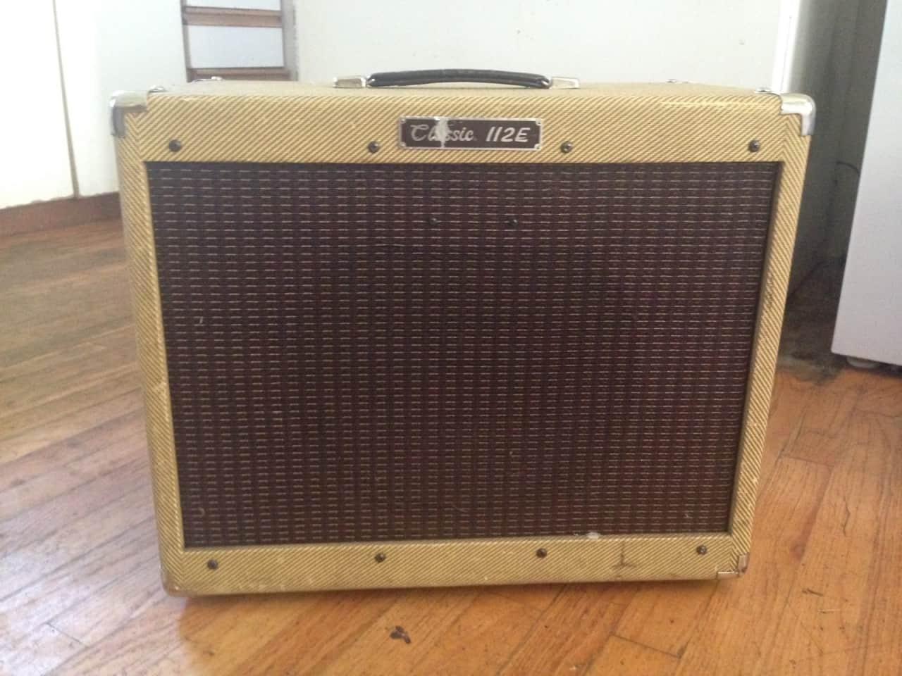 Peavey Classic Cabinet 90s Peavey Classic 112e 12 Tweed Guitar Extension Speaker Reverb