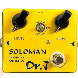 Dr. J D-52 Soloman Bass Overdrive 2015