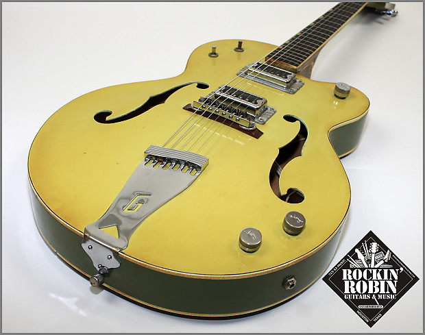 Gretsch 6118 Double Anniversary 1958 Cadillac Green Reverb