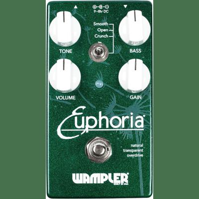 Wampler Euphoria Overdrive 2018