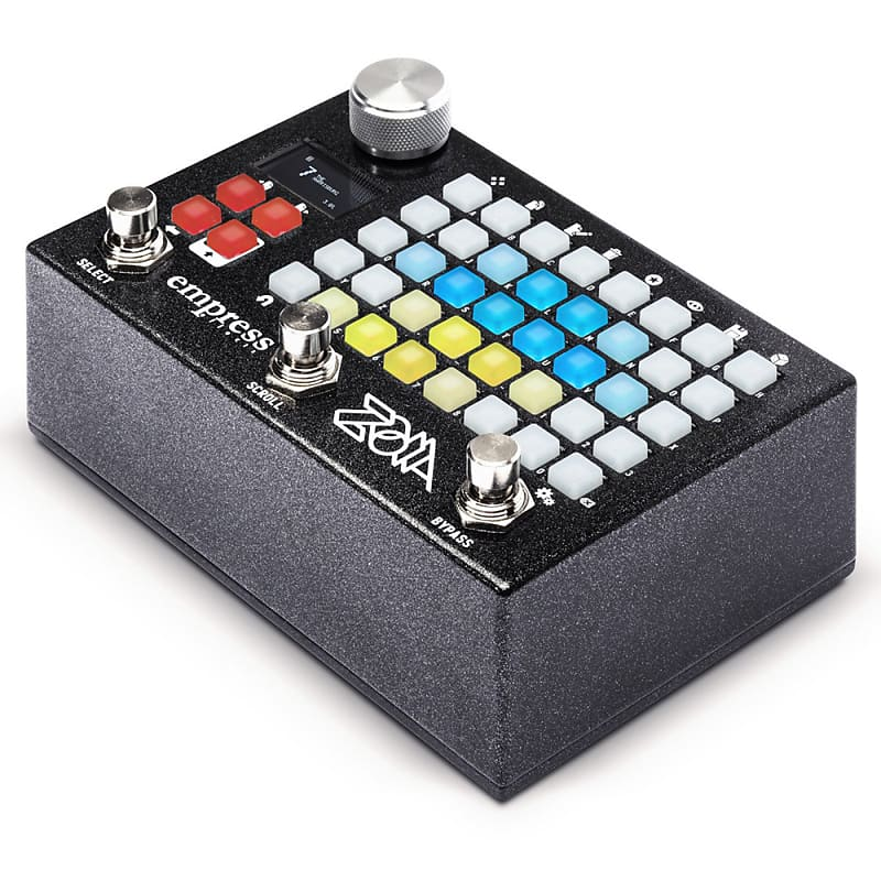 empress effects zoia modular synthesizer guitar multi effects reverb. Black Bedroom Furniture Sets. Home Design Ideas
