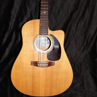 Seagull Artist Series Cameo CW Flame Maple, Solid Spruce Top -  Rare for sale