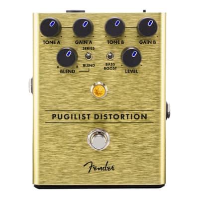 Fender Pugilist Distortion Pedal for sale