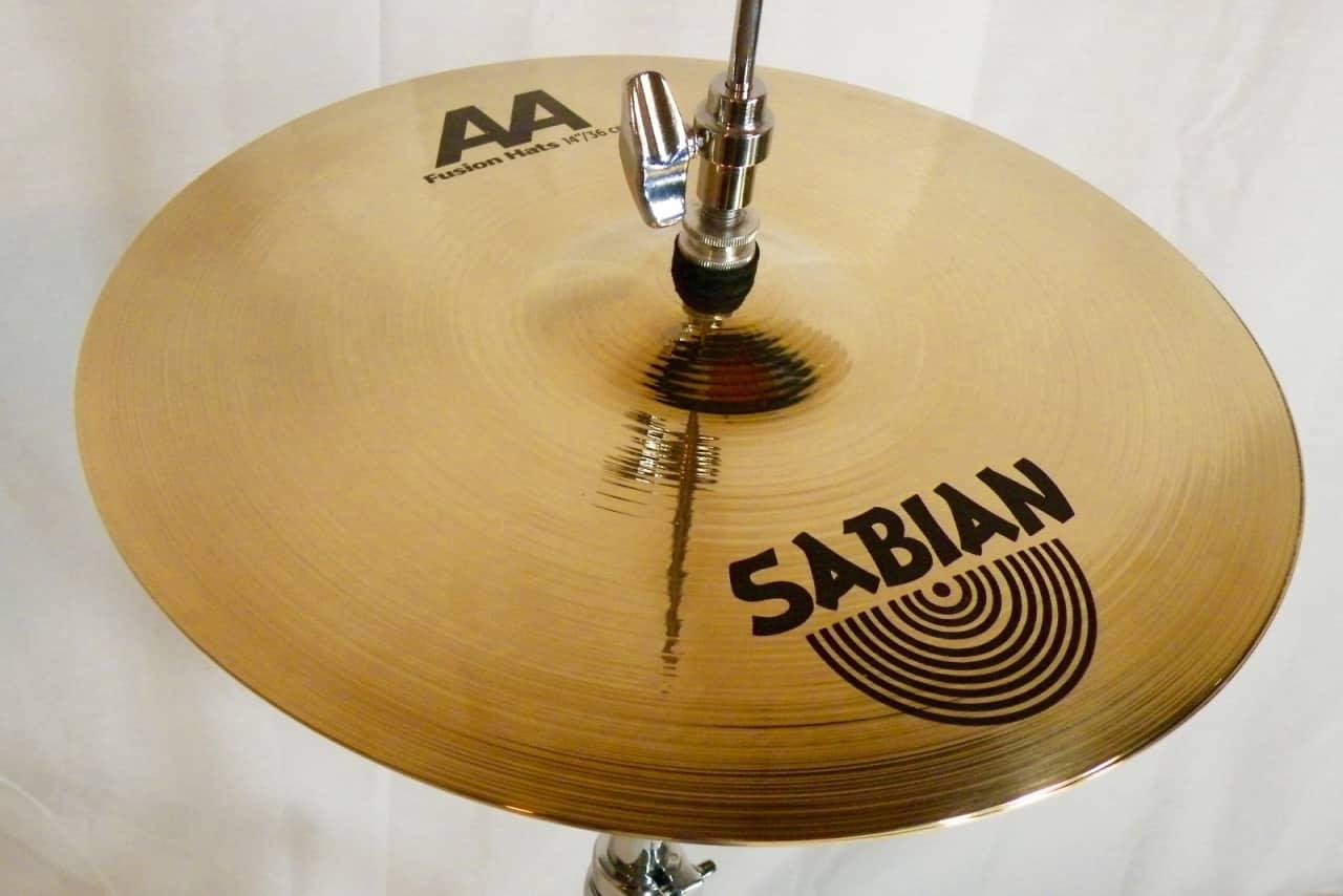 sabian 14 aa fusion hats hi hat cymbals brand new reverb. Black Bedroom Furniture Sets. Home Design Ideas