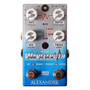 Alexander Pedals Wavelength High Bandwidth Digital Modulator