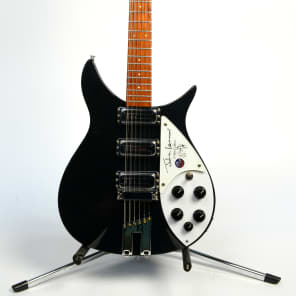 Rickenbacker 355/12JL:JG John Lennon Limited Edition New Old Stock 1992 Case & More F57122 for sale