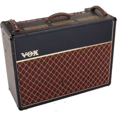 "Vox AC30TB Vintage Top Boost 3-Channel 30-Watt 2x12"" Guitar Combo 1991 - 1993"