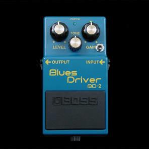 Boss BD-2 Blues Driver Overdrive w/ Keeley Mod