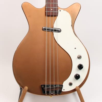 Danelectro Shorthorn Mod. 3412  1965 Bronze