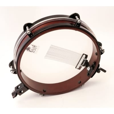 Toca 10 Auxiliary Snare Drum With Mount For 3/8 Accessory Post