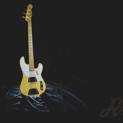 REBEL RELIC 55 P BASS SERIES 2019 BUTTERSCOTCH for sale
