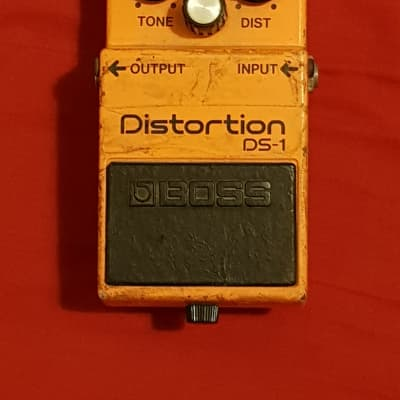Boss DS-1 Distortion Made in Japan 1982