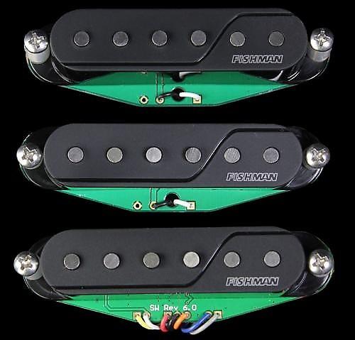 fishman fluence single width electric guitar pickup triple reverb. Black Bedroom Furniture Sets. Home Design Ideas