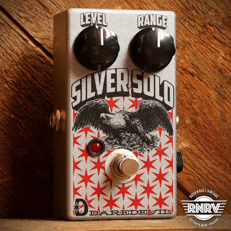 Daredevil Silver Solo