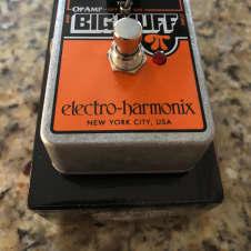 Electro-Harmonix Op Amp Big Muff Pi Reissue Fuzz Pedal