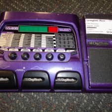 used Digitech VX-400 Vocal Effects Processor image
