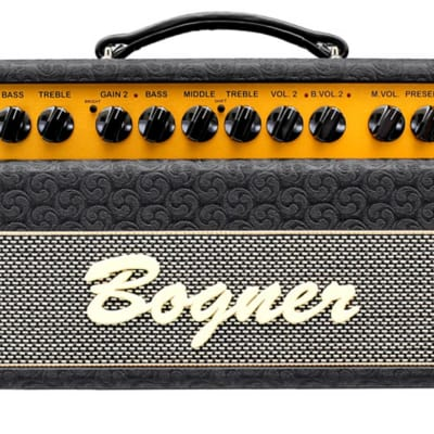 BOGNER SHIVA 60W 6L6 HEAD for sale