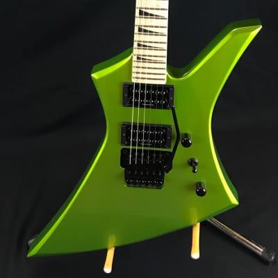 Jackson Custom Shop  Kelly 2 / Dirty D*** Metallic green
