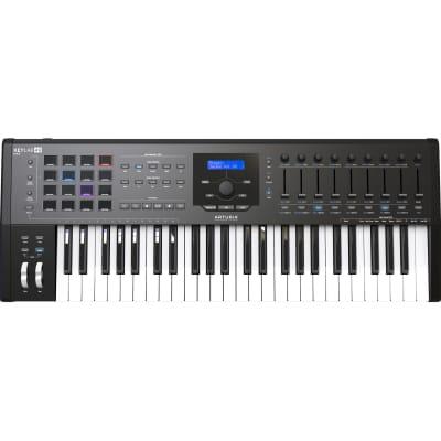 ARTURIAKEYLAB MkII 49 BLACK 49-note MIDI Controller Keyboard