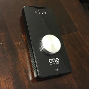 Apogee ONE 1x2 24-Bit 48kHz Portable USB Audio Interface