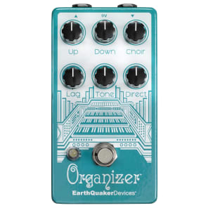 EarthQuaker Devices Organizer V2 - Polyphonic Organ Emulator Pedal for sale