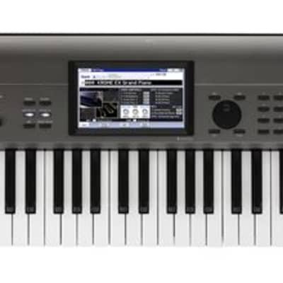 Korg Krome EX 61 61 Key Synthesizer Workstation Keyboard