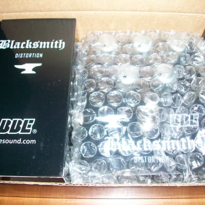 BBE Sound BD-69P Blacksmith Distortion [Brand New] + 5 New Picks & Cleaning Cloth *FREE Shipping*