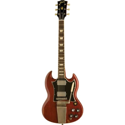 """Gibson Custom Shop """"Inspired By"""" Robby Krieger SG Standard (Signed, Murphy Aged)"""