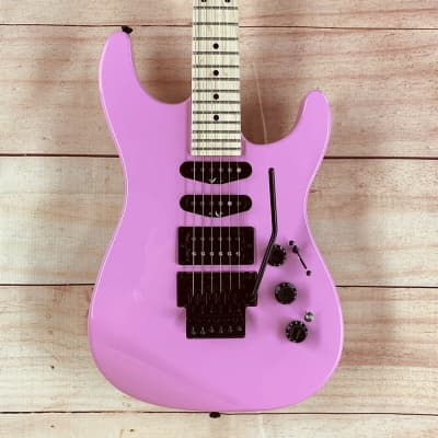 Fender Limited Edition HM Strat Reissue 2020 Flash Pink