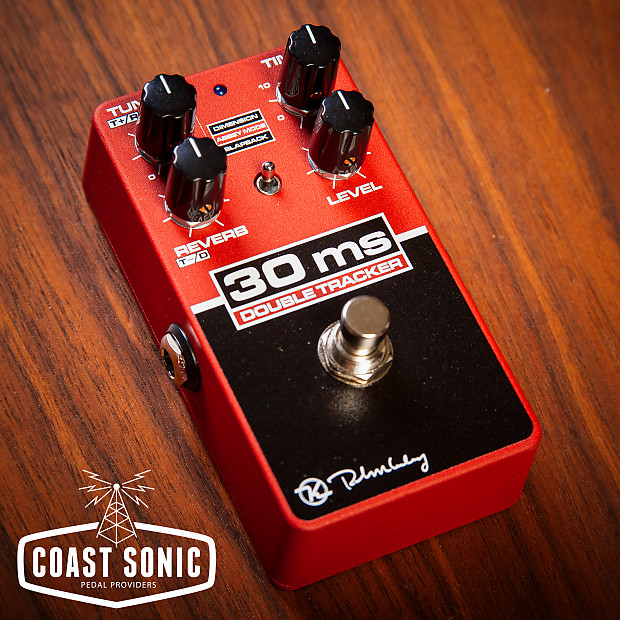 keeley 30ms double tracker coast sonic pedal providers reverb. Black Bedroom Furniture Sets. Home Design Ideas