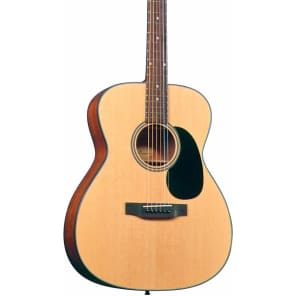 Blueridge BR-43 Contemporary Series 000 Sitka Spruce/Mahogany with Rosewood Fretboard Natural