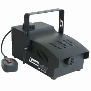 Eliminator Lighting EF1000 1000-Watt Fog Machine
